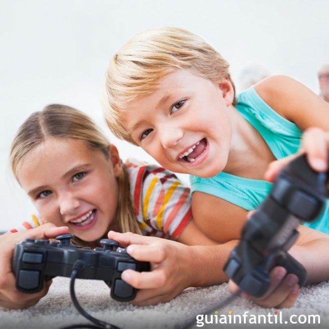 Los Videojuegos No Sustituyen Al Ejercicio Físico De Los Niños