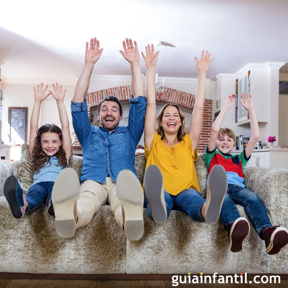 Como En Casa: ¿Crees Que Eres Una Madre O Un Padre Democrático?