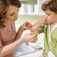 ¿Tu hijo ha sufrido algún accidente doméstico?