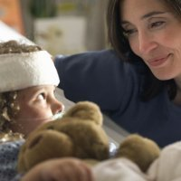 Derechos del niño en el hospital: ¡quédate conmigo!
