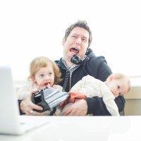 ¿Los padres no tienen tiempo para estar con los hijos?