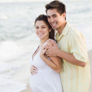 San Valentín para los nuevos papás