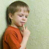 ¡A pensar al rincón!: una lección para los niños
