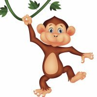 Monkey See Monkey Do. Divierte y enseña inglés a los niños