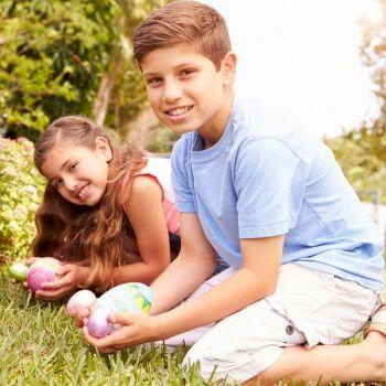 El juego de los huevos de Pascua