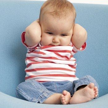 El miedo de los niños a los ruidos