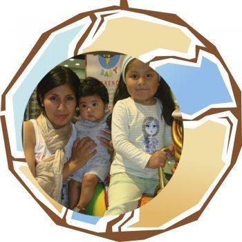 Una mamá peruana en Madrid