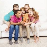 Karaoke. Juego, diversión y aprendizaje para niños