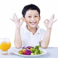 Peligros de la dieta crudivegana en niños