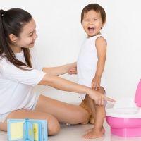 Qué hacer para que el niño aprenda a usar el orinal