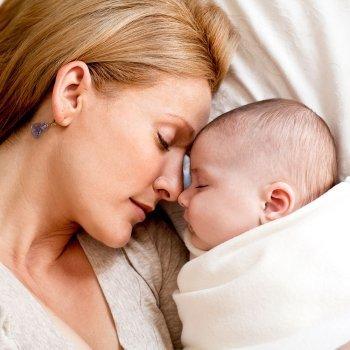 Cómo ayudar al bebé a separarse de mamá