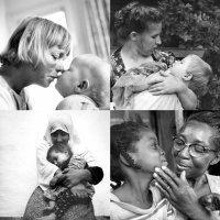 Todas las madres son iguales en la realidad y en fotos