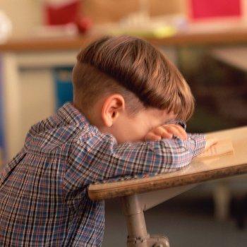 Cuando al niño no le gusta una asignatura escolar