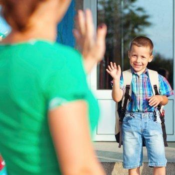 La angustia de la vuelta al colegio