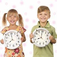 Cómo educar a los niños a que sean puntuales