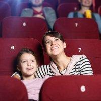 Las películas de animación y los niños