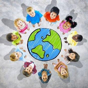 Enseñar a los niños a ser solidarios