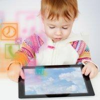 Prohiben el ipad y smartphones a menores de dos años