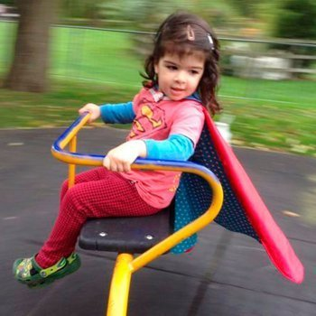 ¿Dejarías elegir la ropa a tu hija de tres años?