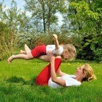 Cómo hacer ejercicio con los hijos