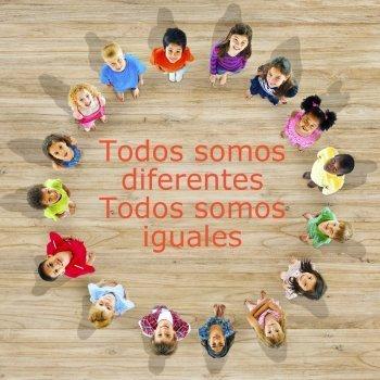 Enseña a tus hijos a respetar las diferencias