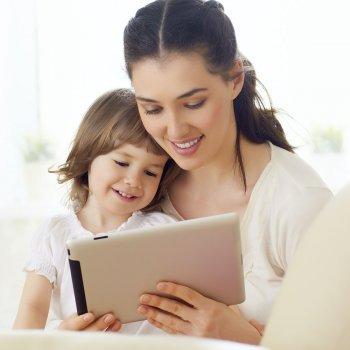 Navegar por Internet con los niños