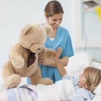 El Día del niño hospitalizado