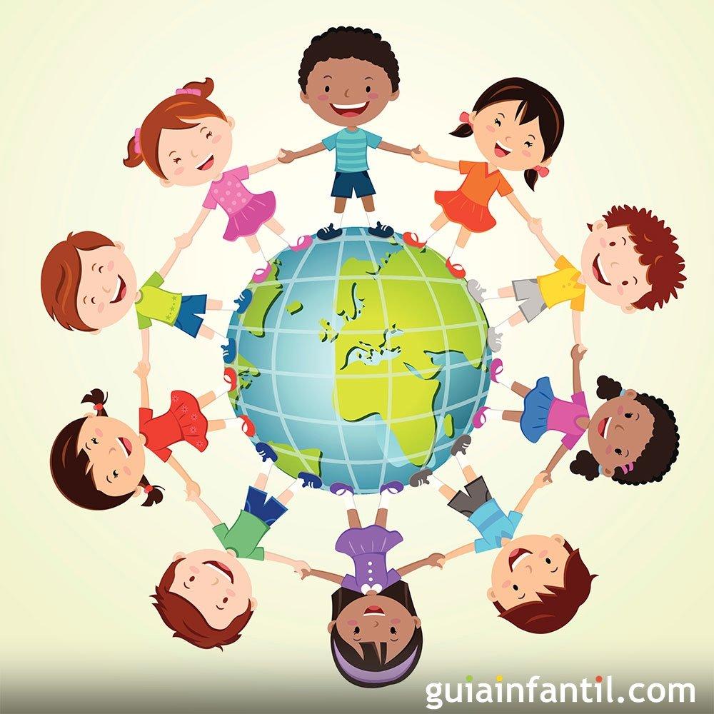 La paz ense a a los ni os a vivir como hermanos for Concepto de familia pdf
