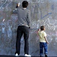 ¿Qué ejemplo das a tus hijos?