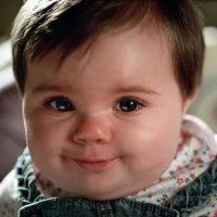 La cara de los bebés cuando hacen caca