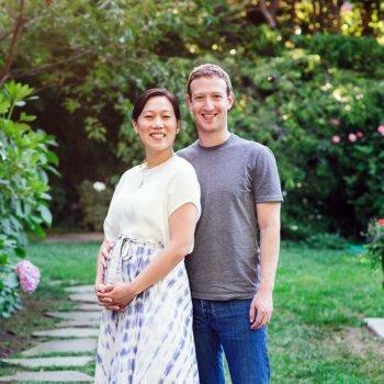 El padre de Facebook será papá de una niña