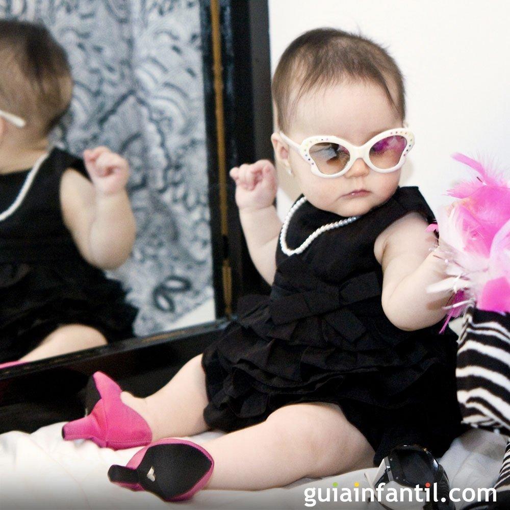 7c43e2b69 La nueva moda de los zapatos de tacón para bebés