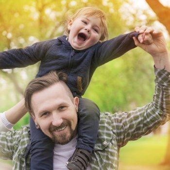 Un rap para los padres de un papá con talento