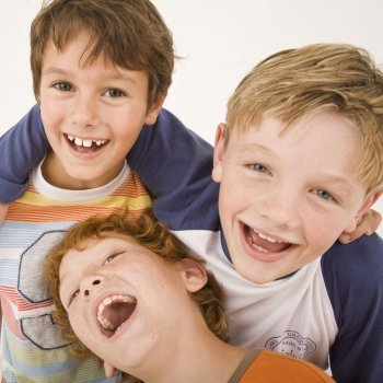 Qué es la felicidad para los niños