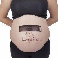Llevar los embarazos a término también es una opción