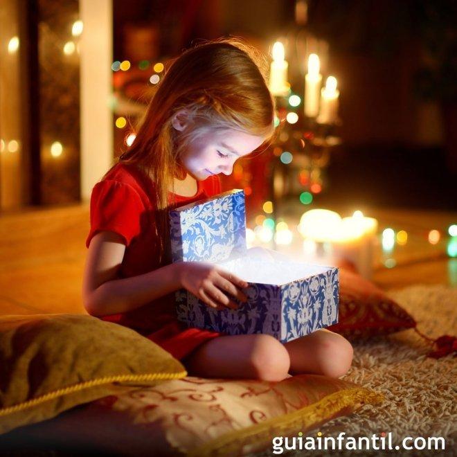 La regla de los cuatro regalos de Navidad