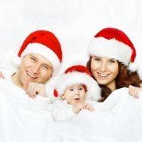 Cómo planificar la Navidad con un recién nacido