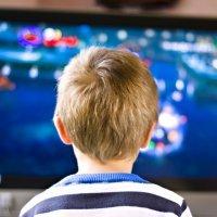 Menos televisión para los niños