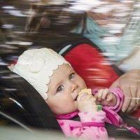 Por qué es peligroso dejar al bebé en el coche también en invierno