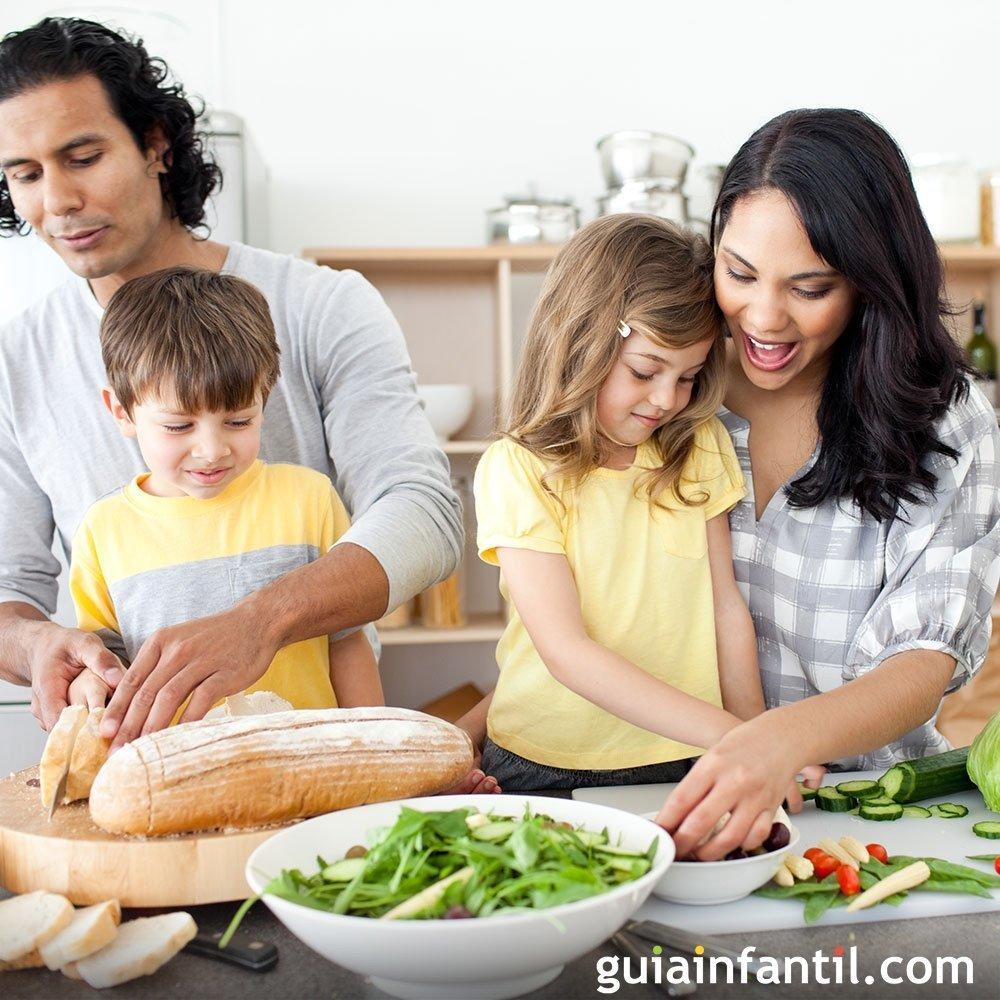 Único Cocina De La Familia Griega Patrón - Ideas de Decoración de ...