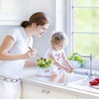 Las primeras recetas de cocina para niños