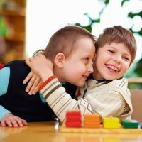 Una sonrisa para los niños con discapacidad