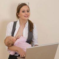 Cómo ir al trabajo y seguir amamantando al bebé