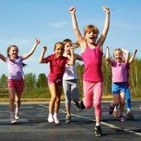 La pirámide de la actividad física para los niños