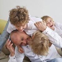 Cómo celebrar el Día del Padre con los niños