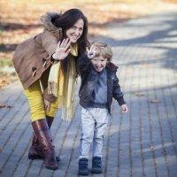 No se debe obligar a los niños a saludar a los demás