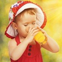 Zumo de mandarina contra el colesterol infantil