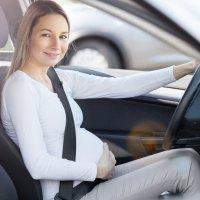 Estoy embarazada: ¿Puedo conducir?