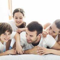 La relación ideal entre padres e hijos