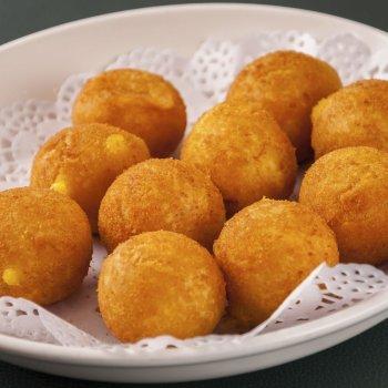 Bolitas de patata para el aperitivo